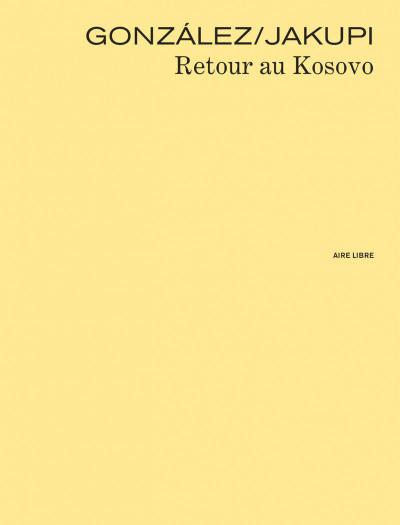 Page 3 Retour Au Kosovo Tome 1