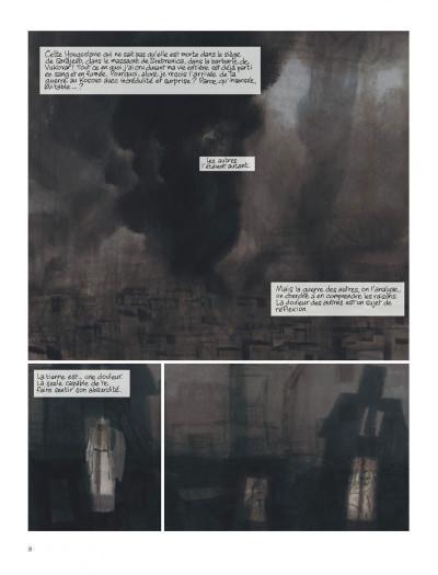 Page 8 Retour Au Kosovo Tome 1