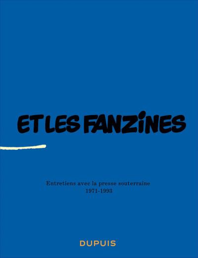 Page 3 Franquin patrimoine tome 1- franquin et les fanzines