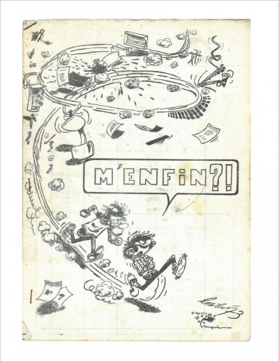 Page 7 Franquin patrimoine tome 1- franquin et les fanzines