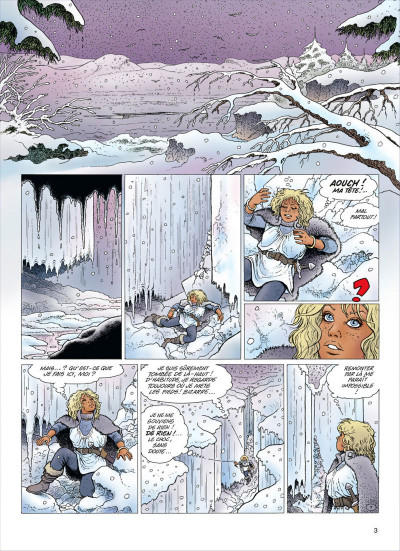 Page 3 Aria tome 35