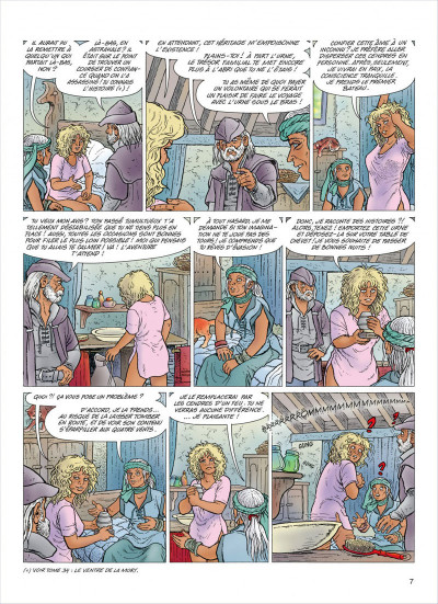 Page 7 Aria tome 35
