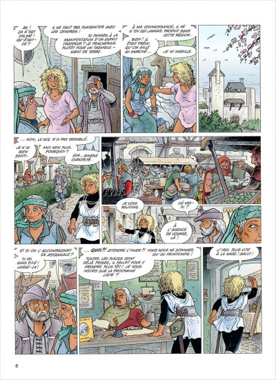 Page 8 Aria tome 35