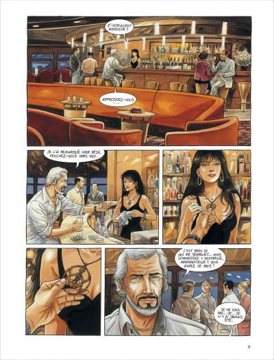 Page 9 la femme accident T.2