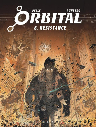 Couverture Orbital tome 6