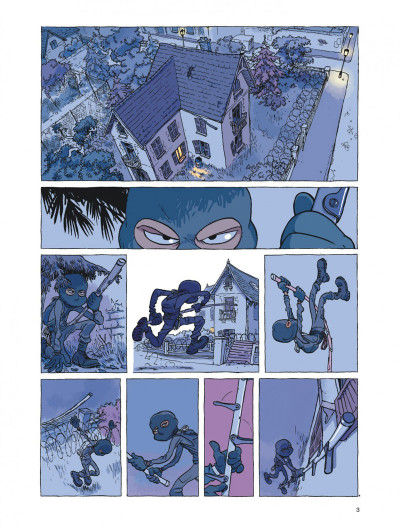 Page 3 Spirou et fantasio vu par... tome 8 - la grosse tête