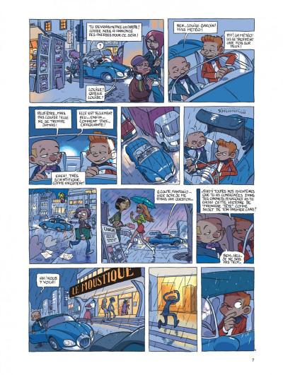 Page 7 Spirou et fantasio vu par... tome 8 - la grosse tête
