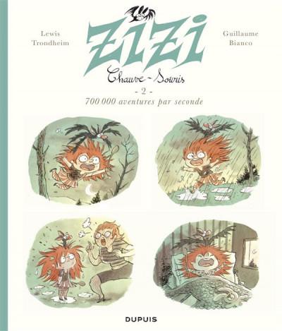Couverture Zizi chauve-souris tome 2