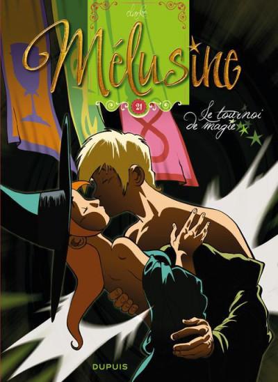image de Mélusine tome 21 - le tournoi de magie