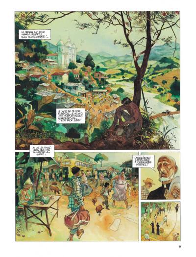 Page 9 Muchacho - intégrale