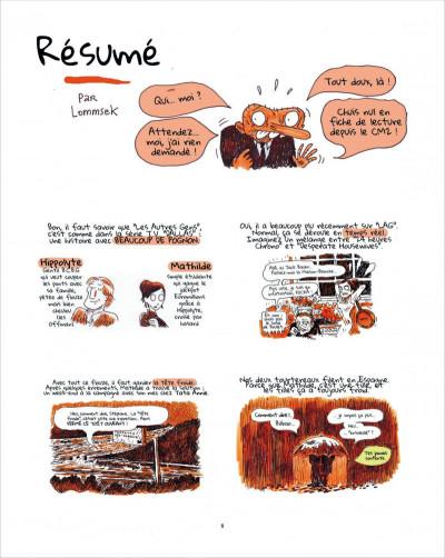 Page 8 Les autres gens tome 10 - tome 11
