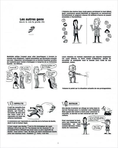 Page 8 les autres gens tome 12 et tome 13