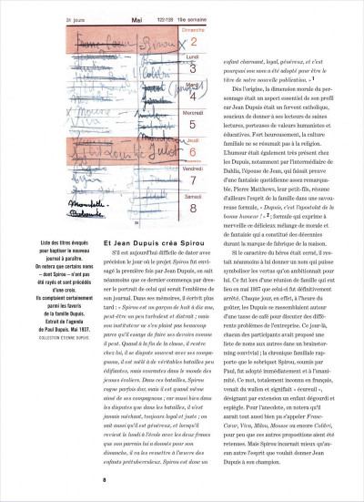 Page 8 Spirou - intégrale tome 0 - Par Rob-Vel (1938-1943)