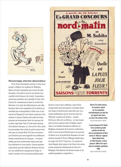 Page 9 Spirou - intégrale tome 0 - Par Rob-Vel (1938-1943)