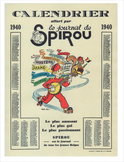 Page 2 La véritable histoire de Spirou tome 1