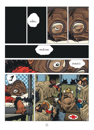 Page 3 Seuls tome 8