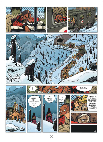 Page 4 Seuls tome 8