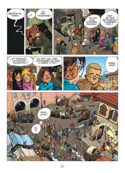 Page 5 Seuls tome 8