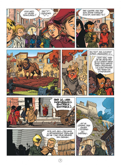 Page 7 Seuls tome 8