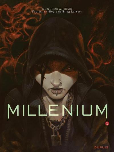Couverture Millénium tome 1
