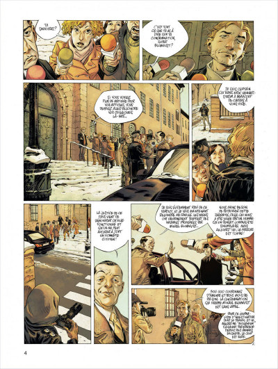 Page 4 Millénium tome 1