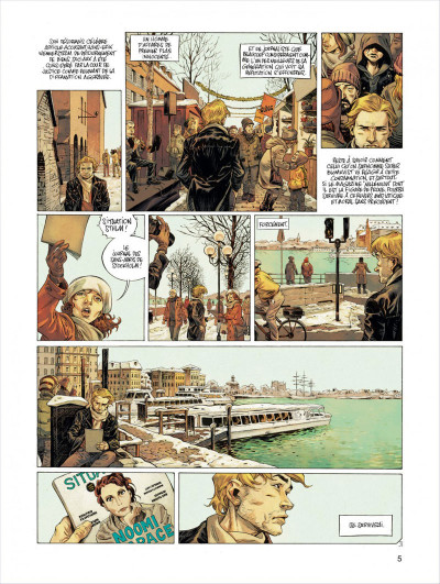 Page 5 Millénium tome 1