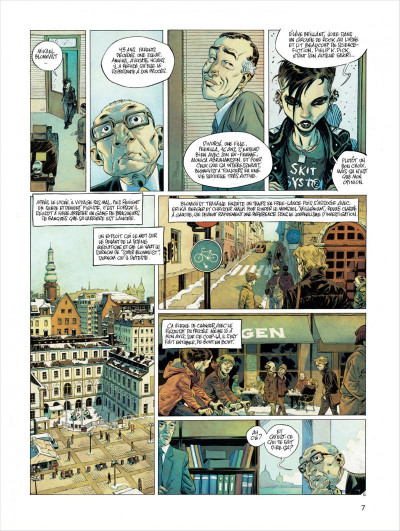 Page 7 Millénium tome 1