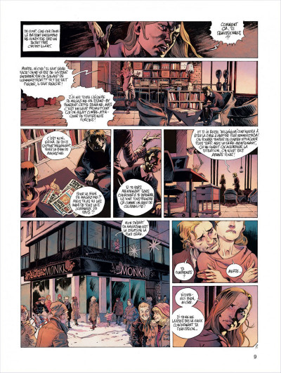 Page 9 Millénium tome 1