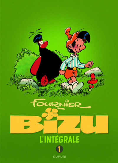Couverture Bizu ; INTEGRALE VOL.1 ; 1967-1986