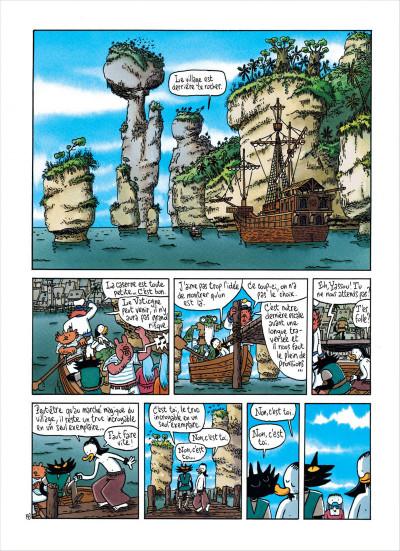 Page 3 Ralph Azham tome 5 - le pays des démons bleus