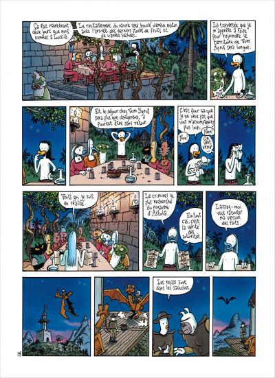 Page 5 Ralph Azham tome 5 - le pays des démons bleus