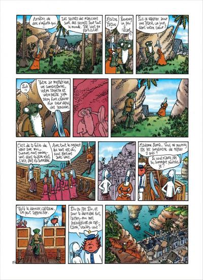 Page 7 Ralph Azham tome 5 - le pays des démons bleus