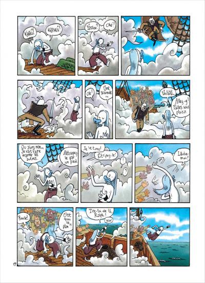 Page 9 Ralph Azham tome 5 - le pays des démons bleus