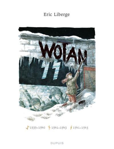 Couverture Wotan intégrale