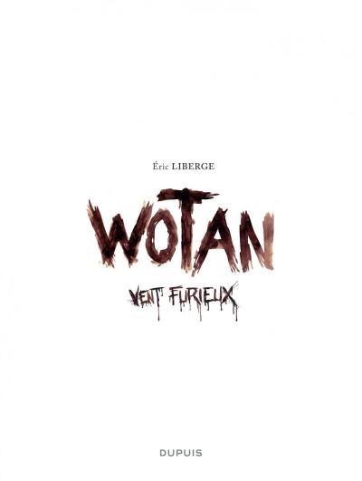 Page 1 Wotan intégrale