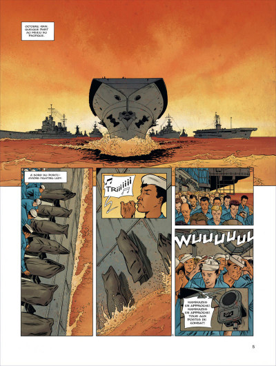 Page 4 dent d'ours T.1 - Max