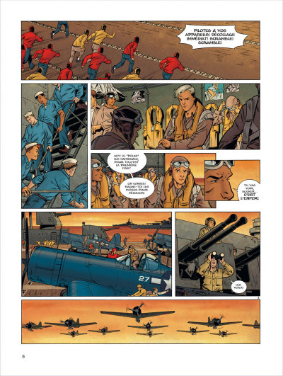 Page 5 dent d'ours T.1 - Max