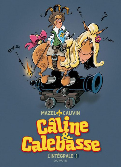 image de Câline et Calebasse - intégrale tome 1 - 1969-1973