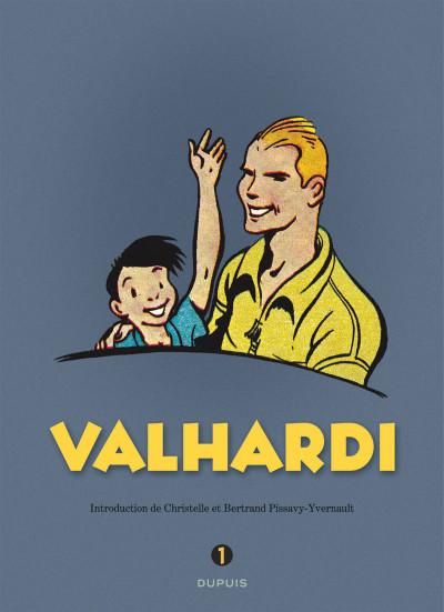 Page 3 Valhardi - intégrale tome 1 - 1941-1946
