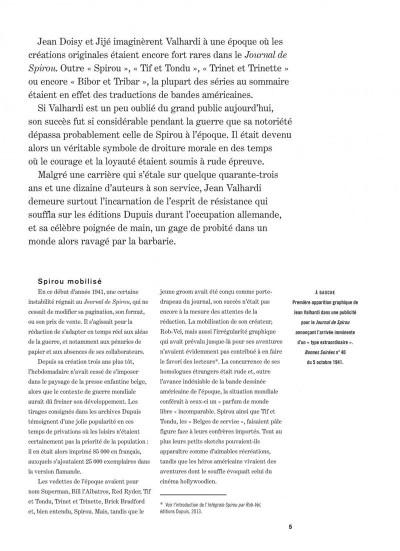 Page 5 Valhardi - intégrale tome 1 - 1941-1946