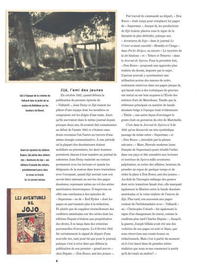 Page 8 Valhardi - intégrale tome 1 - 1941-1946