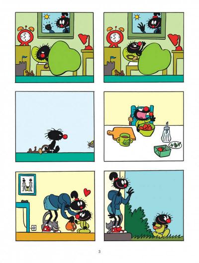 Page 3 Petit Poilu tome 13 - au château de Crotte de Maille