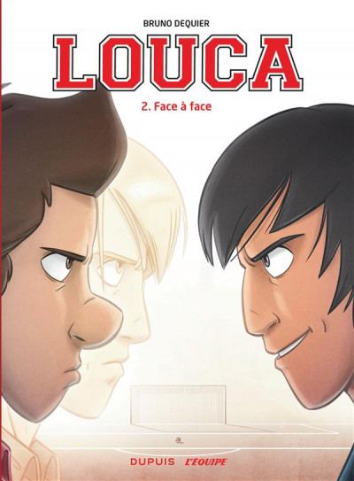 Couverture Louca tome 2