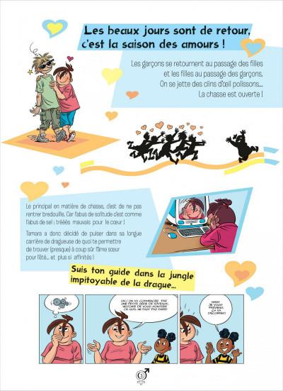 Page 2 Tamara HORS-SERIE T.1 - les guides de Tamara - la drague