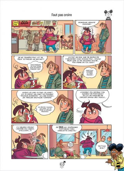 Page 9 Tamara HORS-SERIE T.1 - les guides de Tamara - la drague