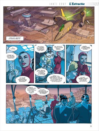 Page 3 orbital - hors-série tome 1 - premières rencontres