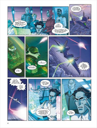 Page 4 orbital - hors-série tome 1 - premières rencontres
