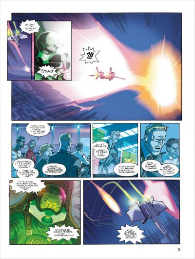 Page 5 orbital - hors-série tome 1 - premières rencontres