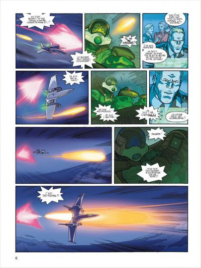 Page 6 orbital - hors-série tome 1 - premières rencontres