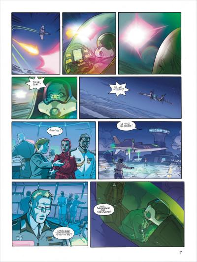 Page 7 orbital - hors-série tome 1 - premières rencontres